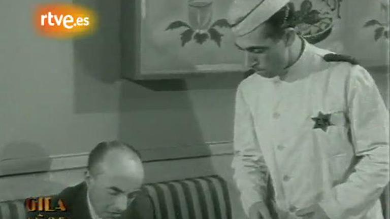 Gila - El camarero y la quiniela