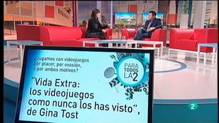 Para Todos La 2 - Entrevista - Gina Tost, videojuegos