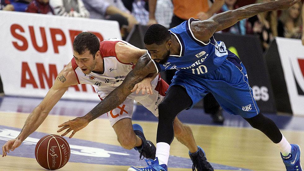 Gipuzkoa Basket 82 - La Bruixa d'Or Manresa 75