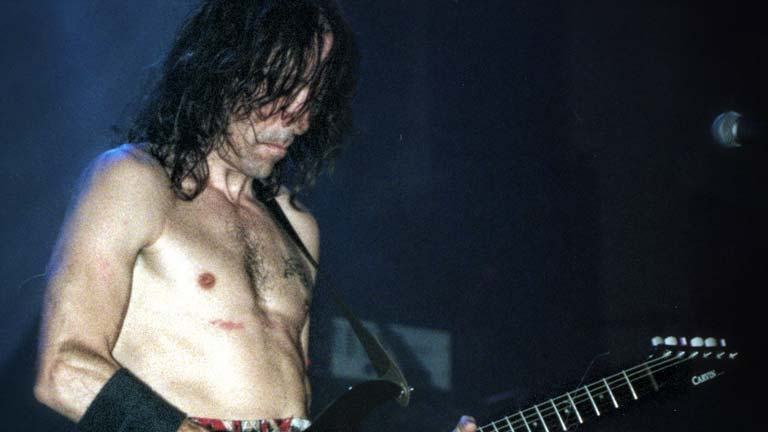 Extremoduro, de gira en 2004