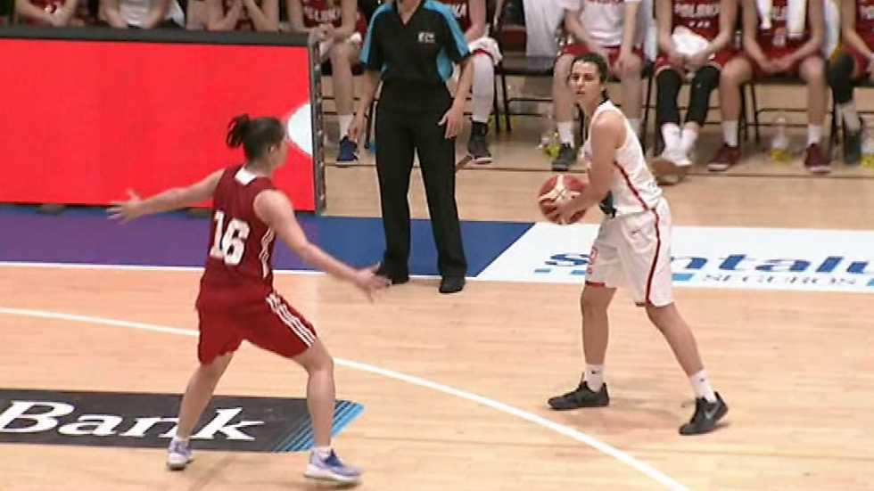 Baloncesto femenino - Gira Selección: España - Polonia