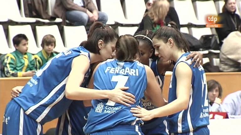 Baloncesto: Liga femenina - Girona F.C.-Soller Bon Dia - 28/01/12