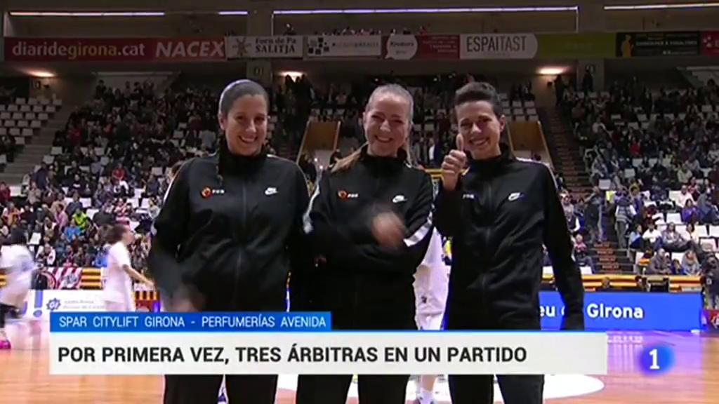 El Girona se toma la revancha frente al Perfumerías en un partido para la historia del baloncesto femenino