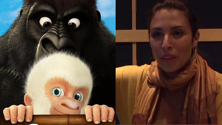 """Gisela: """"Las canciones de 'Copito de nieve' reflejan los valores positivos de la película"""""""