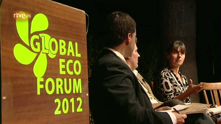 El escarabajo verde - Global Ecoforum 2012 - avance