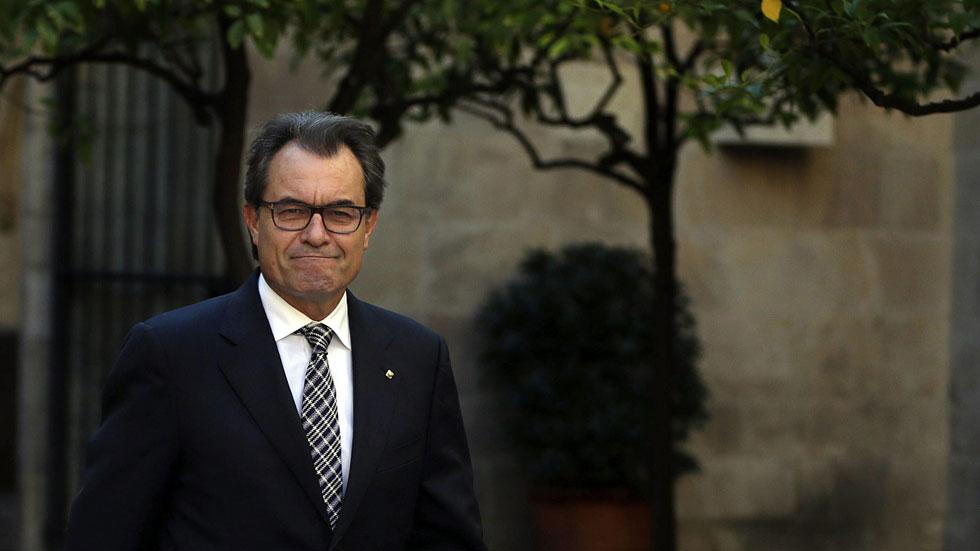 El Gobierno catalán invita a Rajoy a reunirse con Mas en el Palau de la Generalitat
