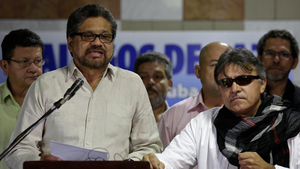 El Gobierno de Colombia y las FARC llegan a un acuerdo para la liberación del general secuestrado