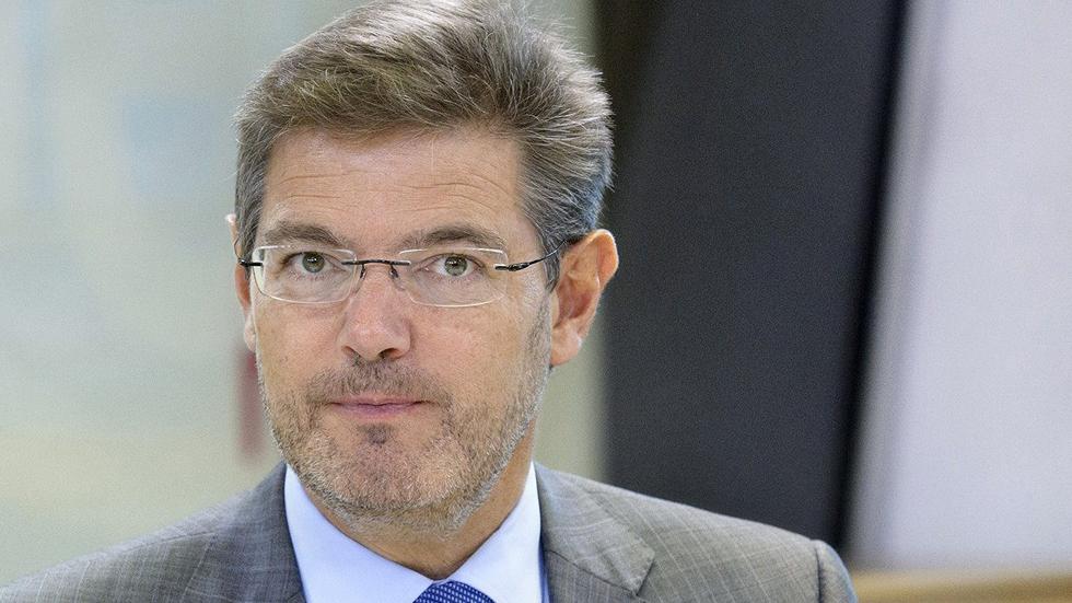 El Gobierno dice que no actuará contra la consulta del 9N si no interviene la Generalitat