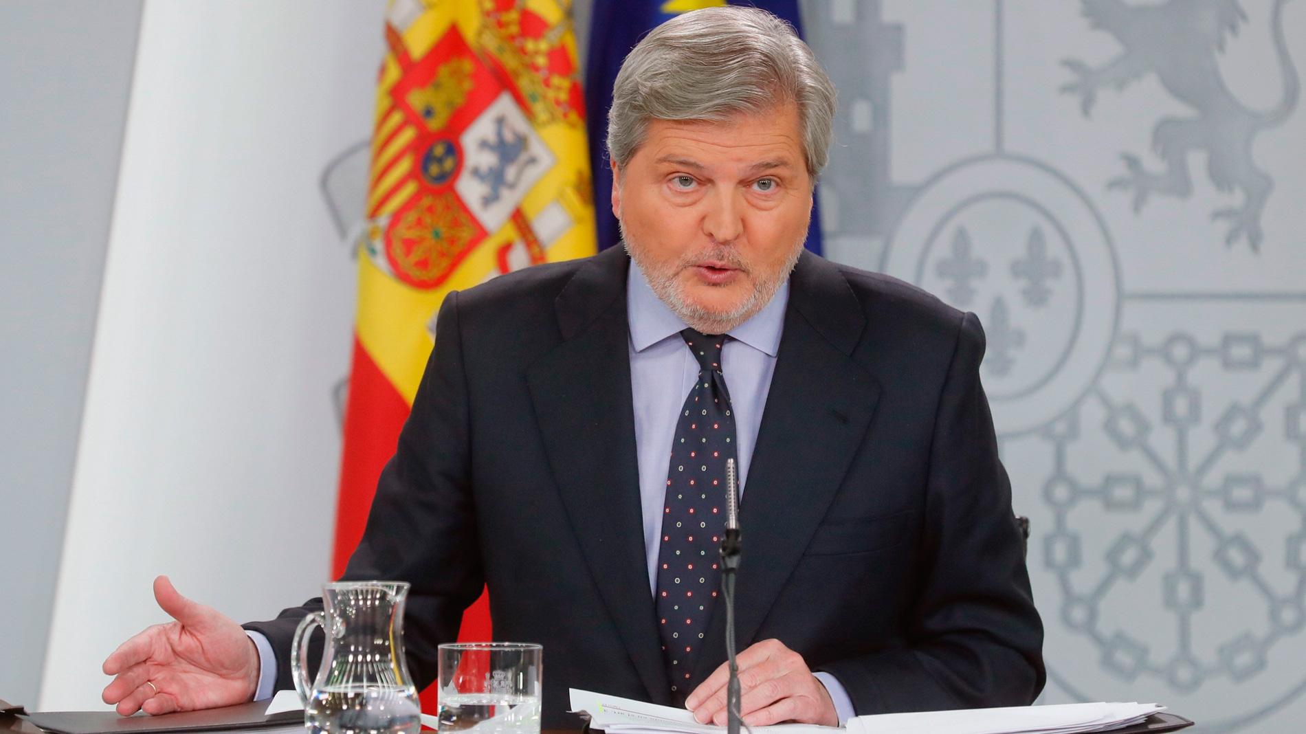 """Gobierno emplaza al Parlament a buscar un nuevo candidato y rechaza que Puigdemont sea """"presidente simbólico"""""""