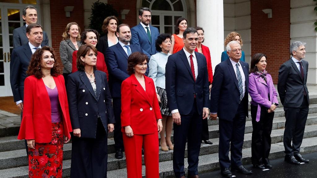 Informe Semanal - Un Gobierno de estreno