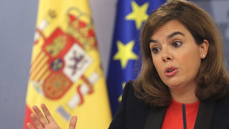 """El Gobierno insiste en que el referéndum no se va a celebrar e invita a Mas a la """"reflexión"""""""