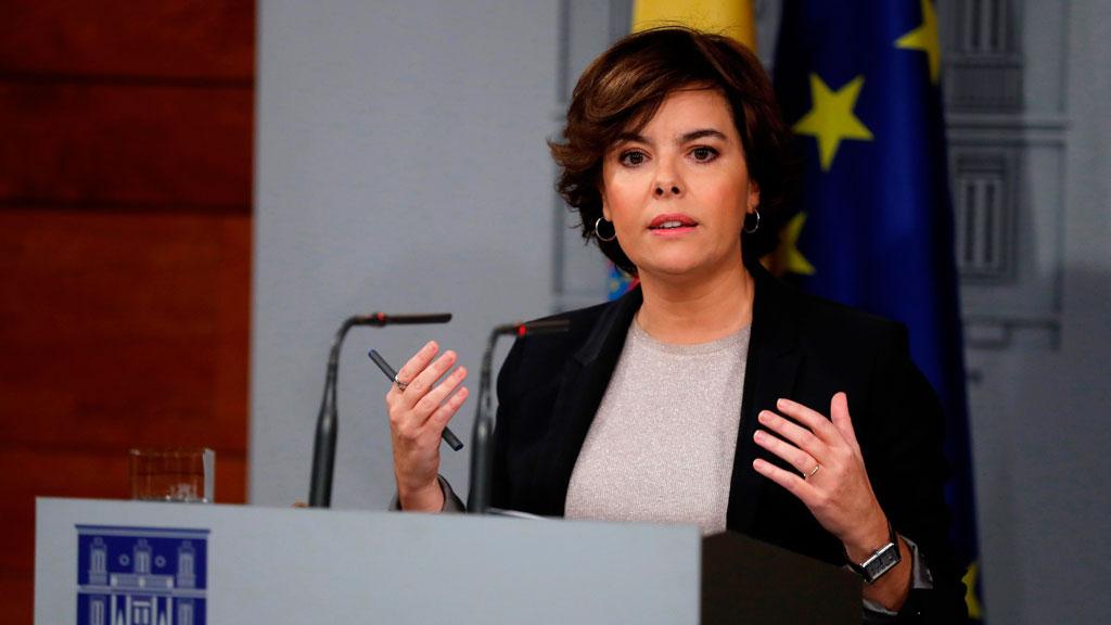El Gobierno no da como válida la respuesta de Puigdemont y le da un ultimátum