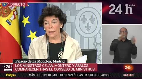 El Gobierno pide un informe no vinculante sobre sanidad mortuoria a la Comunidad de Madrid para exhumar a Franco