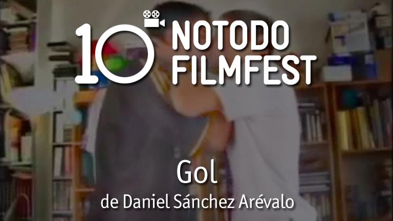 Gol - Daniel Sánchez Arévalo (2002)