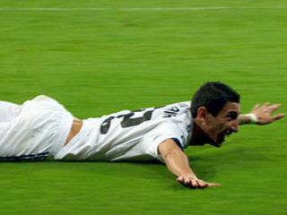 Ver vídeo 'Golazo de Di María (3-0)'