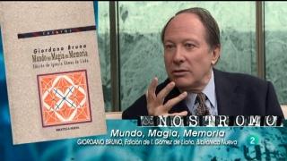 Nostromo - Gómez de Liaño - Dalí escritor - Carlos Pardo