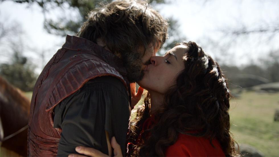Águila Roja - Gonzalo y Margarita se reconcilian