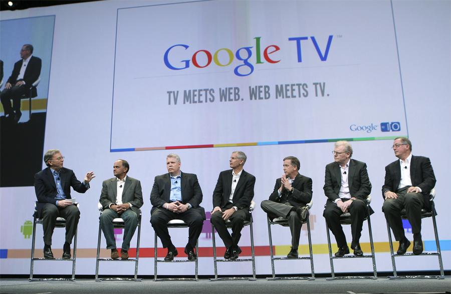 La 'Googletelevisión' llegará pronto