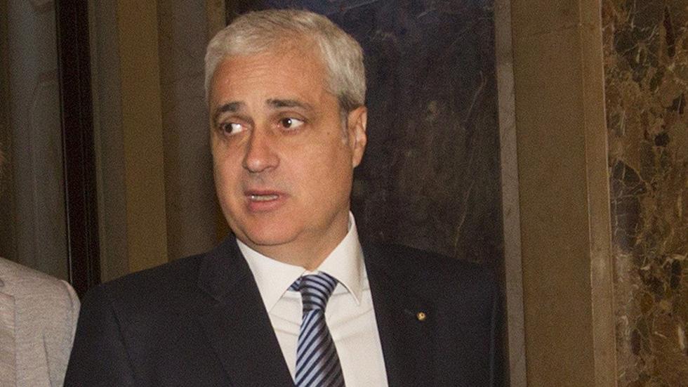 Gordó abandona el PDeCAT pero no renuncia a su escaño en el Parlamento de Cataluña