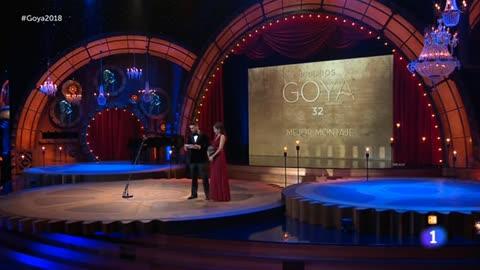 Goya al mejor montaje: Laurent Dufreche y Raúl López, por Handia