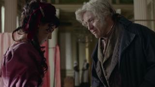 El Ministerio del Tiempo - Goya se enamora de la integridad de Amelia