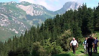 Senderos de gran recorrido - GR 229 Vizacaya - Sendero Mikeldi