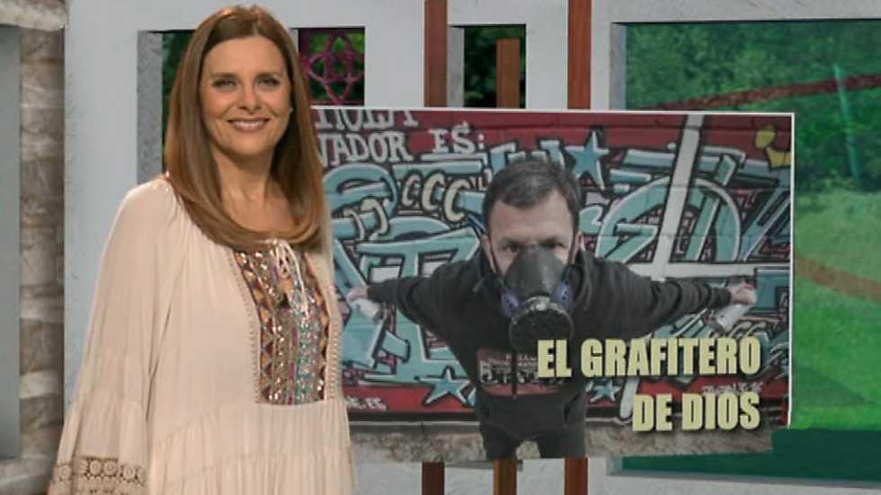 Buenas noticias TV - El grafitero de Dios