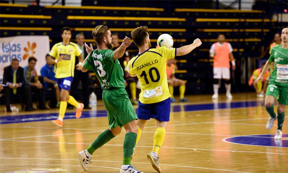 Gran Canaria 4-4 Magna Gurpea