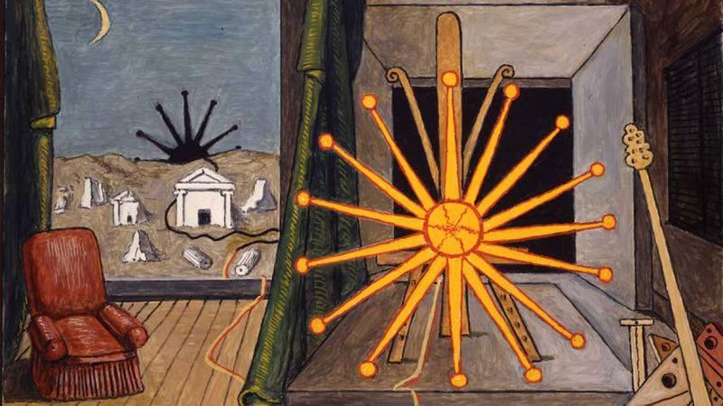 El gran pintor Giorgio de Chirico, admirat pels surrealistes i transformador de la pintura del segle XX, exposa al CaixaFórum de Barcelona