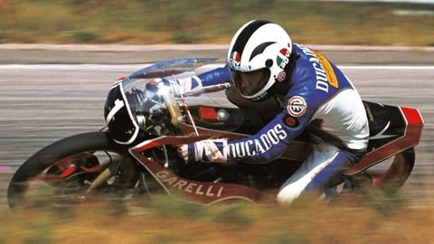 Motociclismo - Gran Premio de Gran Bretaña: Circuito Silverstone. 125cc - 05/08/1984