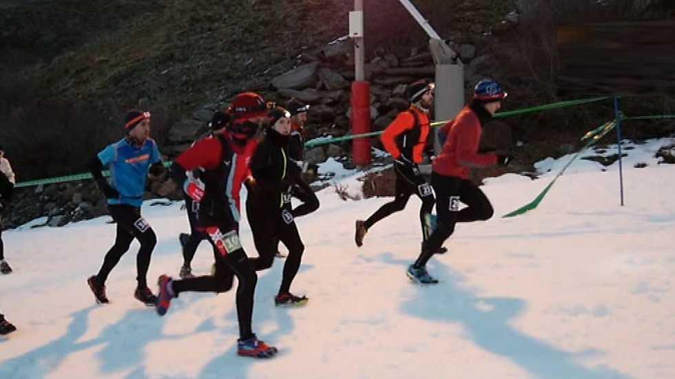 Carrera de Montaña - Gran Premio Ternua Snow Running Sierra Nevada 2016
