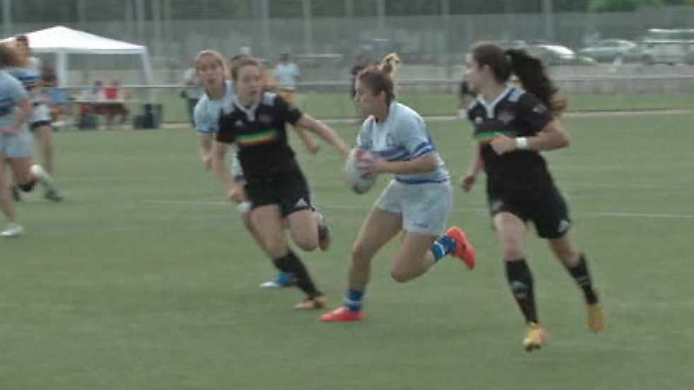 Rugby - Grand Prix Copa de la Reina Sevens. Prueba Valencia