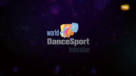 """Baile Deportivo - Grand Slam Series 2018 """"Standard"""" 2ª Prueba Taipei"""