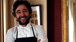 Al Punto. Grandes Chefs - Diego Guerrero
