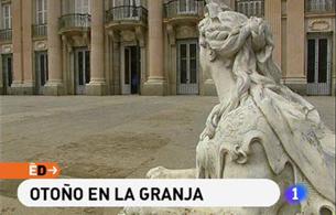 España Directo - La Granja de San Ildefonso