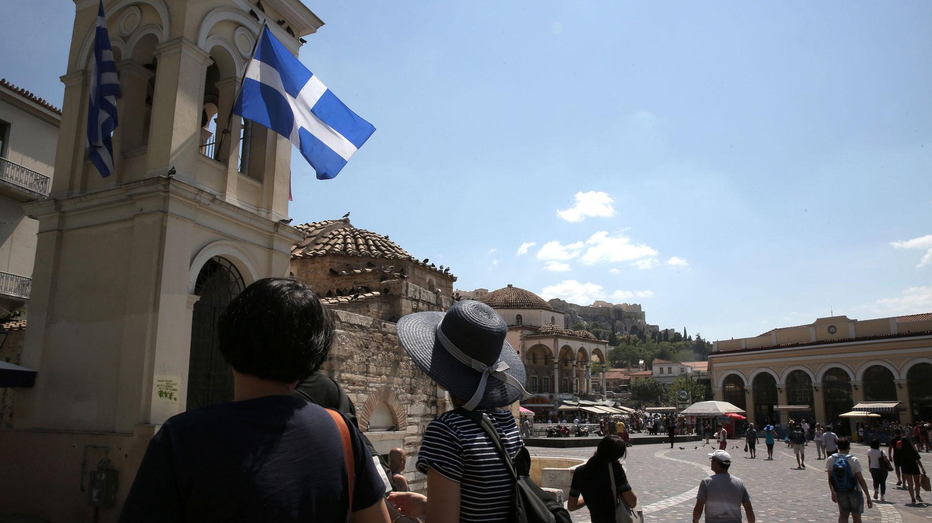 Grecia deja atrás el rescate financiero pero Bruselas continuará supervisando sus cuentas