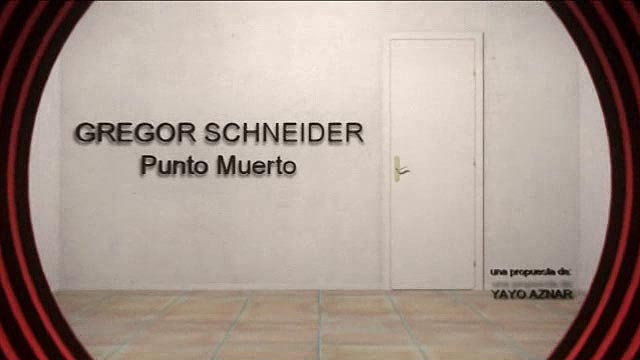 UNED - Gregor Schneider. Punto Muerto - 09/12/12