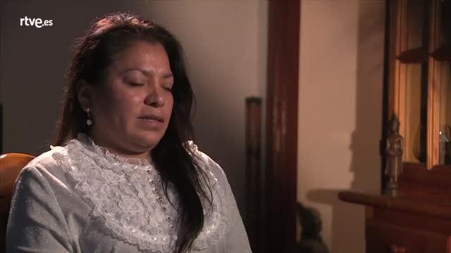 """Griselda Herrera, abogada de """"Avanza sin miedo"""""""