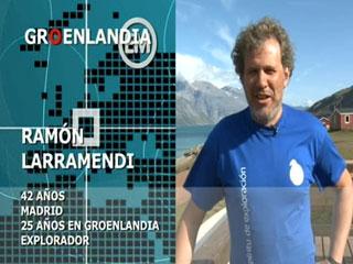 Españoles en el mundo - Groenlandia - Ramón