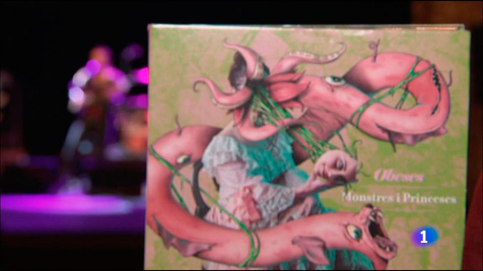 """El grup osonenc Obeses ha guanyat el Premi Disc Català de l'Any per l'àlbum """"Monstres i Princeses"""""""