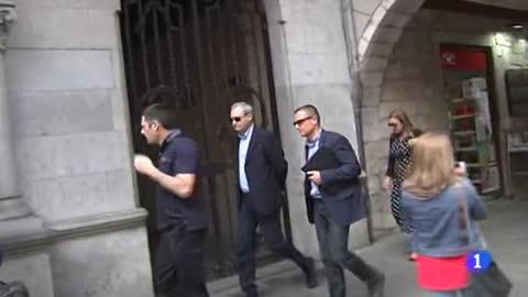 La Guardia Civil registra el Ayuntamiento de Girona por un presunto desvío en la gestión del agua