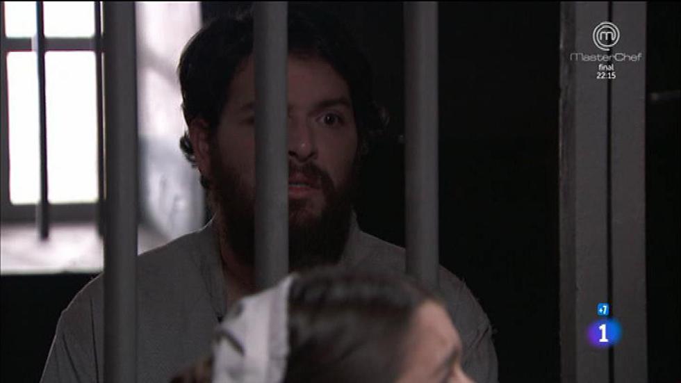 Acacias 38 - Los guardias no permiten que Casilda vea a Martín