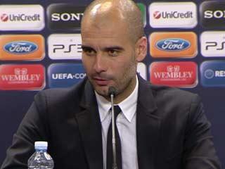"""Guardiola: """"No sé si somos los mejores"""""""
