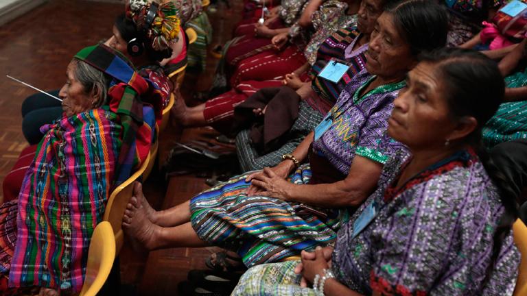 Guatemala lanza una cruzada contra el hambre y la desnutrición