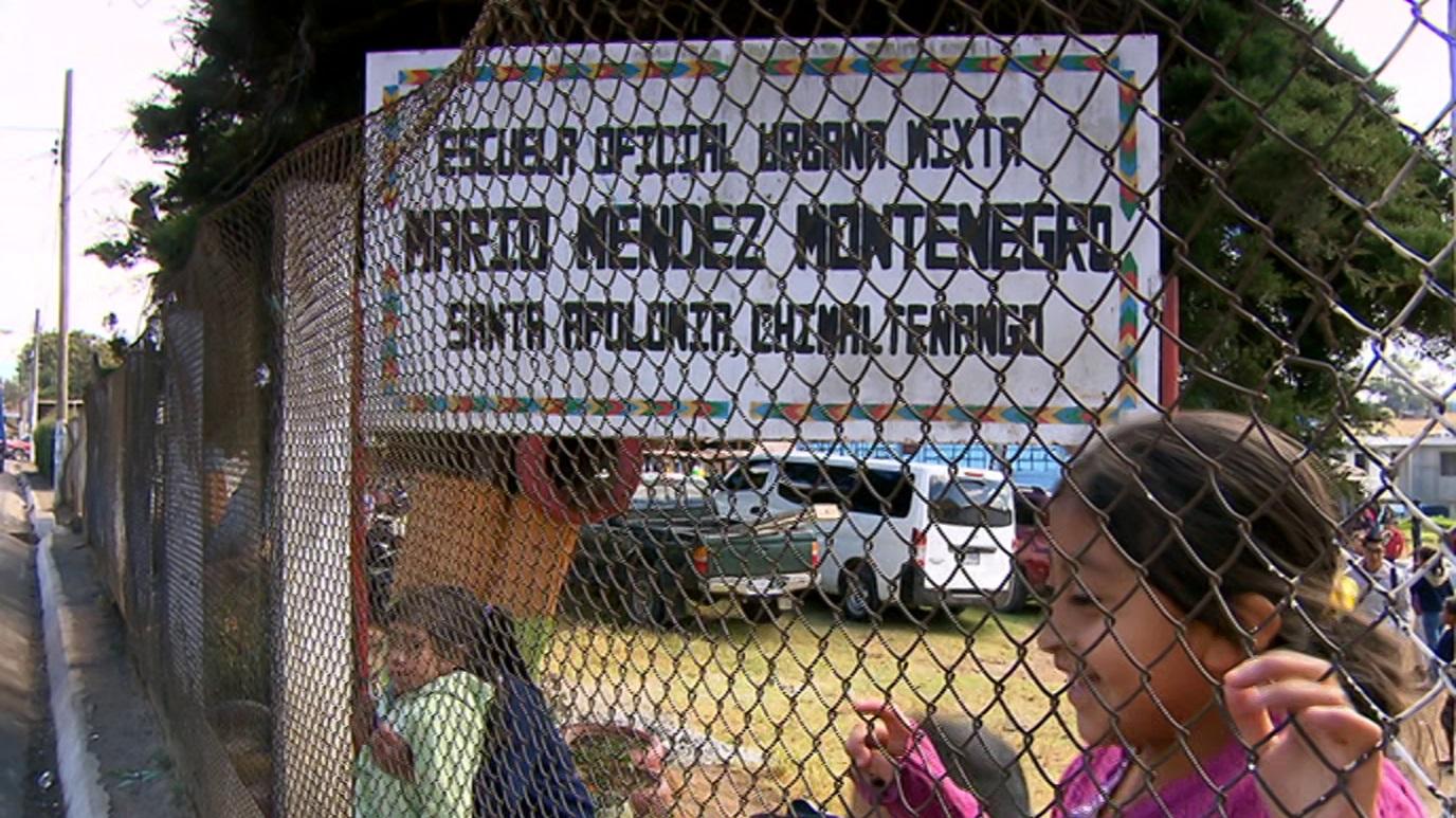 Pueblo de Dios - Guatemala, sed de hogar