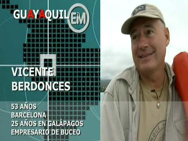 Españoles en el mundo - Guayaquil - Vicente