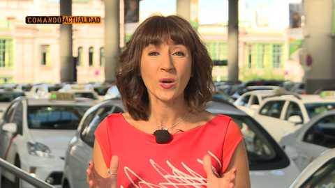 Comando Actualidad - La guerra del taxi