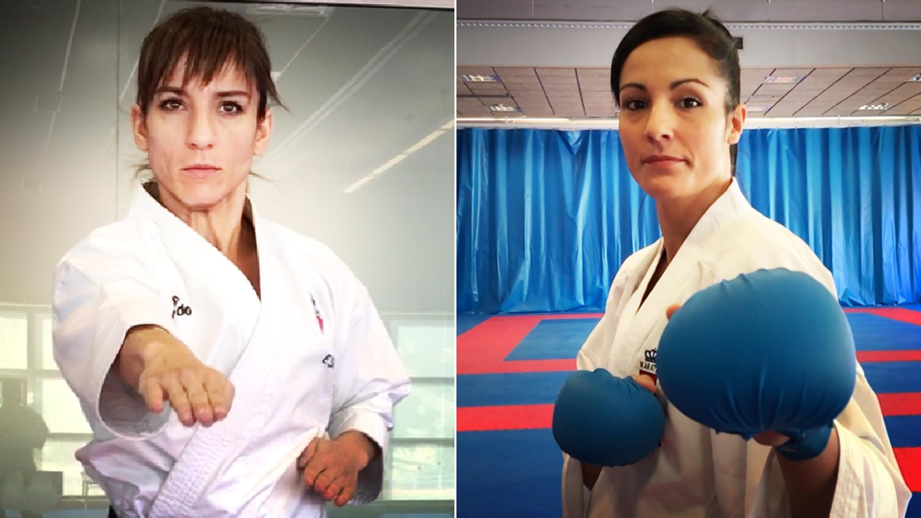 Guerreras del tatami: así es la élite de kárate femenino en España