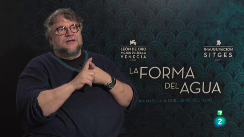 """Punts de vista - Guillermo del Toro nos presenta su película """"La forma del agua"""""""