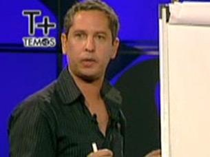 Viva América - Guillermo Martínez: Crímenes en serie